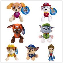 Patrulla Canine peluche Toy Skye Anime Puppy Patrol Dog Kids Plush Toys Everest Ryder Vehicle Juguetes pelucia Brinquedos 20cm(China (Mainland))