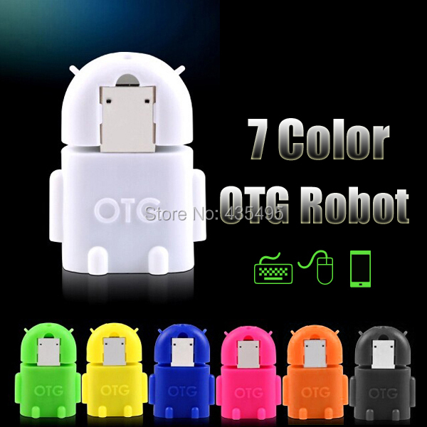 Best Sellers Micro USB OTG adapter for Smart Phone Tablet PC Connect to U flash mouse keyboard(China (Mainland))
