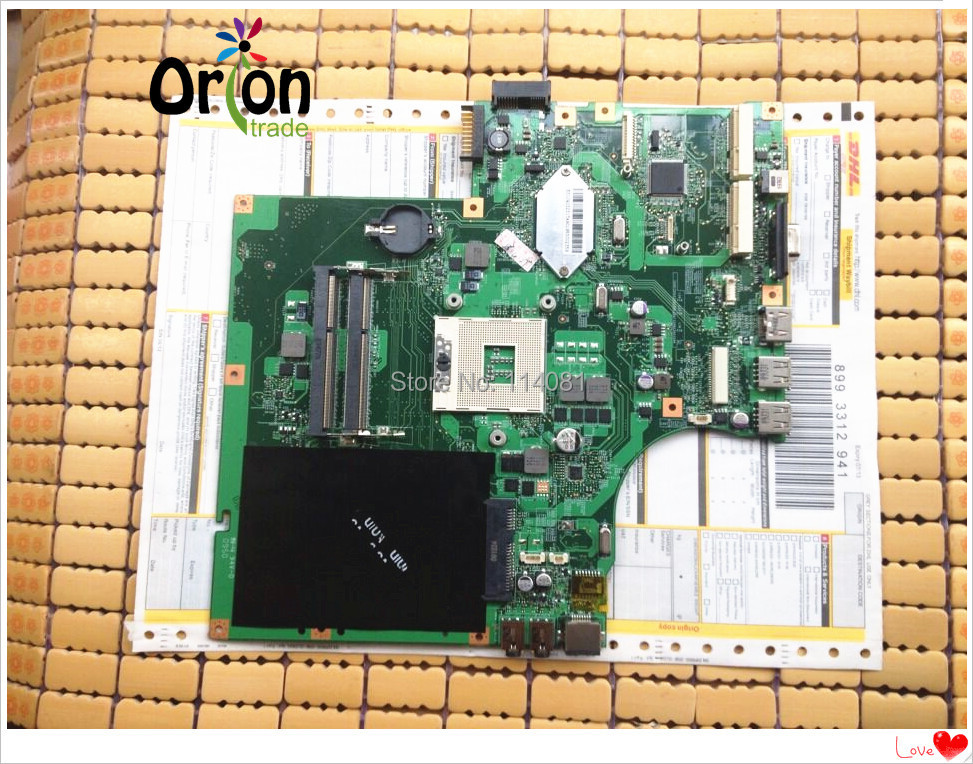MS-16811 Ver 1.0 motherboard For MSI A6200 notebook mainboard qulity goods 100%tested OK(China (Mainland))
