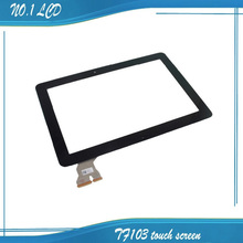 new 10.1 inch for ASUS Transformer Pad TF103 TF103CG Touch Screen Digitizer Glass Replacement Free shipping