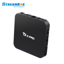 Buy android tv box tx3 PRO1GB/8GB amlogic s905x wit high iptv account support android digital tv iptv Europe 1000+channels for $56.80 in AliExpress store