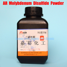 AR 250g Molybdenum Disulfide Chemicals MoS2(China (Mainland))