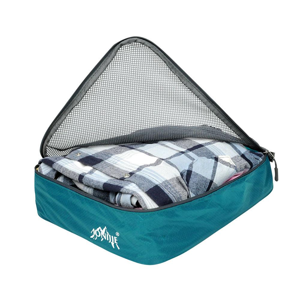2015 New Women Travel Bag Foldable Clothes Sorting Bag Traveling Storage Bag packing cube Organizer Bag(China (Mainland))