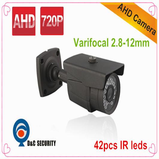 DC Security 1.0 MP 720P AHD Reviews Balun 1200TVL IR bullet Outdoor Distribuidor CFTV(China (Mainland))