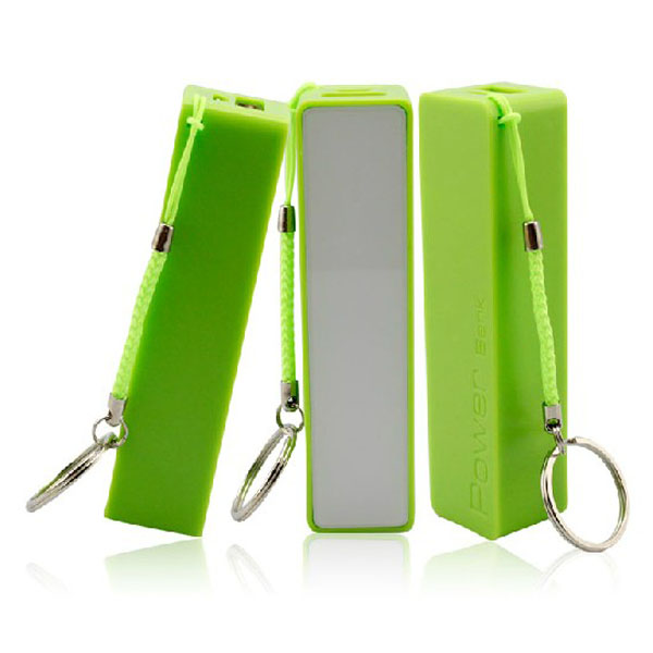 Portable 1600mAh Perfumed Mobile Power Charger Battery Charger with Key Ring for iPhone /for iPod /for Samsung /for Nokia(China (Mainland))