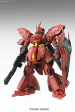 In-Stock Free shipping /DABAN model / MG 1/100 Ka SAZABI With a water-based paste and LED light gunplats Assembled Gundam Models