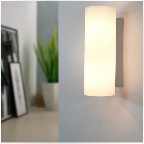 Free shipping modern minimalist wall lamp home decoration for Minimalist bedroom lighting