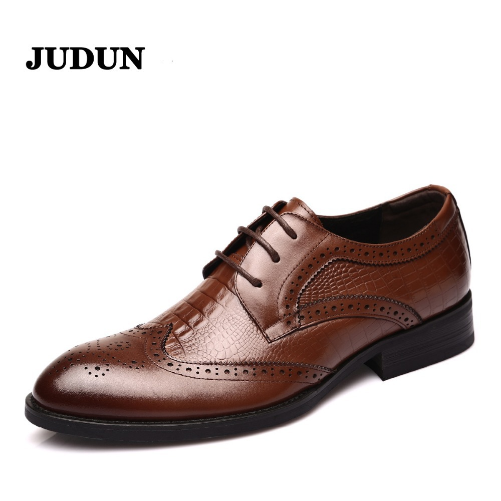 2015 high quality genuine leather oxford shoes lace