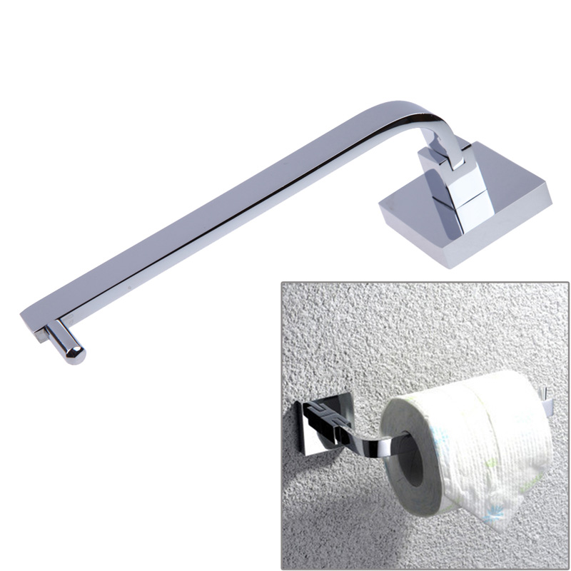 2016 Top Quality Copper Bathroom Wall Mounted Toilet Paper Tissue Roll Holder