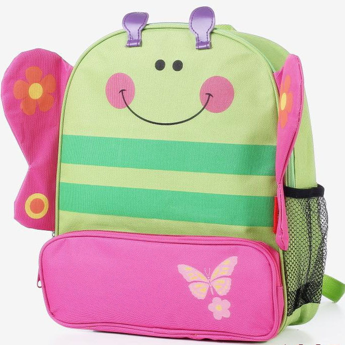 Принт животного комикс школа мешок дети рюкзак 8 видов детские сумки бабочка студент рюкзаки