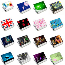 Hotest PVC Dust-proof Waterproof Notebook Skin Netbook Cover Laptop Sticker Decal For 12