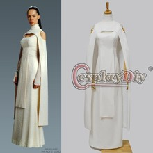 Adult Women's Star Wars Sheltay Retrac Cosplay Dress Halloween Dress D1111