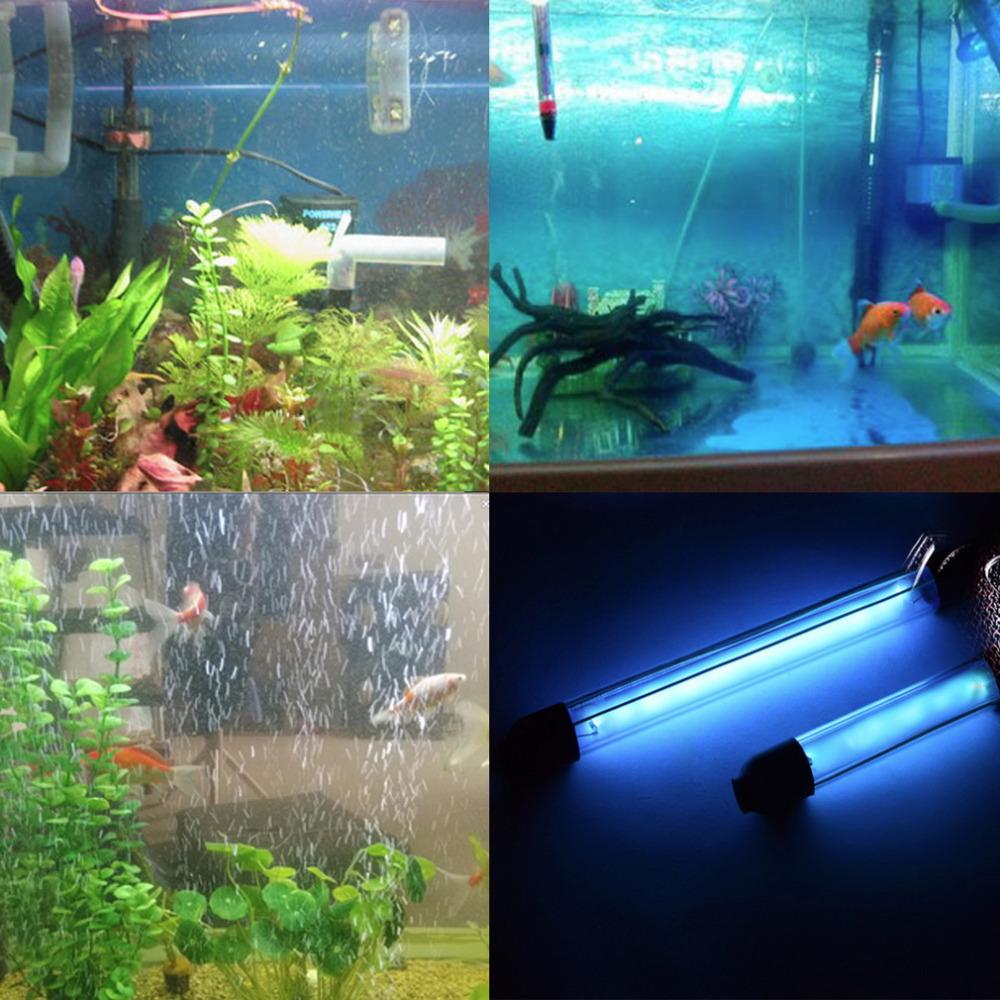 Buy 1pc15w 3 7m Ip68 Waterproof Aquarium