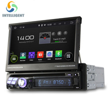 Pure android 4.4.4 Universal 1 DIN Car DVD GPS RADIO with Quad core RK3188 WIFI 3G GPS stereo audio Capacitive auto radio(China (Mainland))