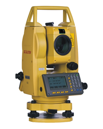 South NTS-312LX Total Station South Total Station SD card guide data