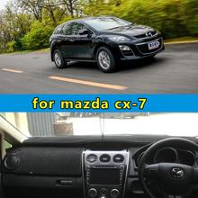 Buy dashmats car-styling accessories dashboard cover mazda cx-7 cx7 2006 2007 2008 2009 2010 2011 2012 2013 2014 2015 2016 RHD for $35.00 in AliExpress store