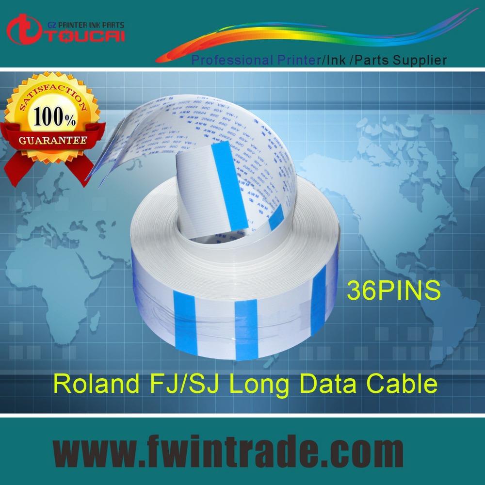 36PIN 3Meter sj540/545ex sj640/645ex sj740/745ex printer roland sj printer flex cable(China (Mainland))