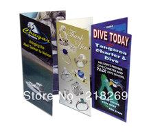 Half Flod Brochure Printing(China (Mainland))