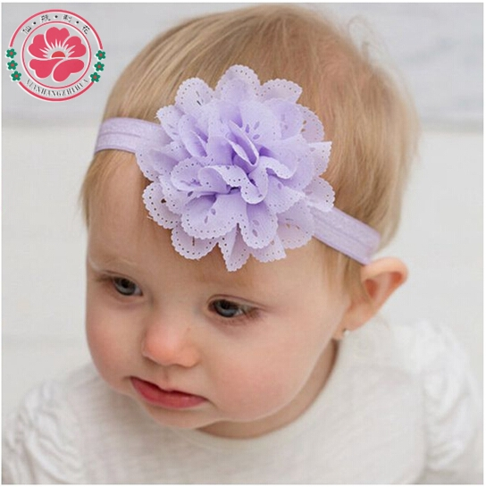 16pcs/lot Summer Style Newborn Hair Accessories Hair Bands Baby