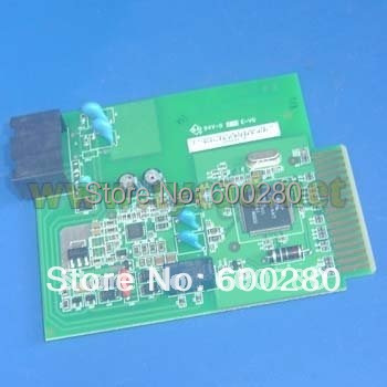 Used - FAX function controller PC Board C8140-67096 For the OfficeJet 9110 9120 9130 printer parts<br><br>Aliexpress