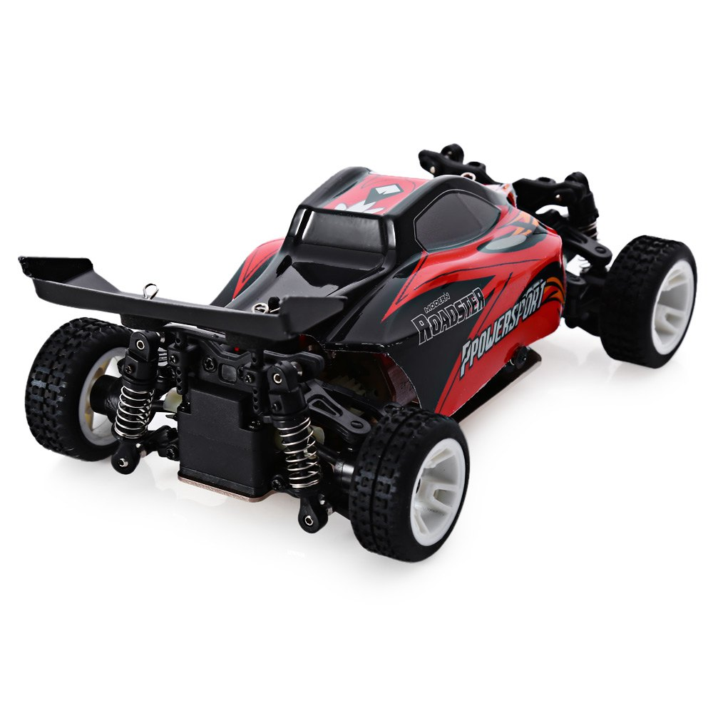 High Quality WLtoys RC Car 2.4G 4WD 1/24 High Speed Scale Remote Control Toy Off-road Desert Buggy Racing Car Vehicle Toys A202(China (Mainland))
