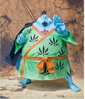 One Piece For The New World Figuarts Zero Jinbe JANPANNESE Anime Figure toy  Free Shipping