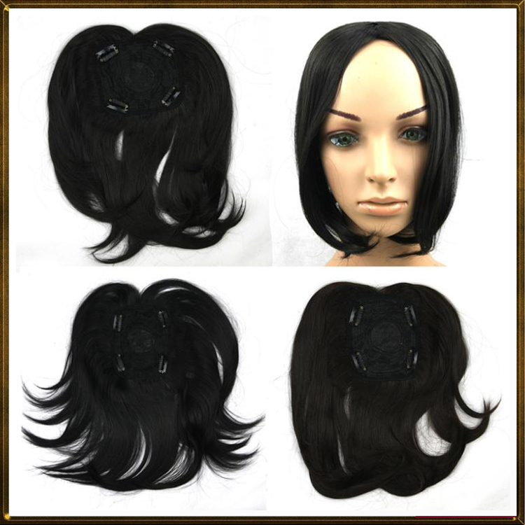 high quality, long straight remy hair toupees, hair closures, hair extension, lace top closure, 1pc<br><br>Aliexpress