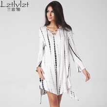 Buy Dress Women Clothing Summer Party Dress Fashion Dresses Long Sleeve Plus Size Clothes Cheap Clothes China 2017 for $12.01 in AliExpress store