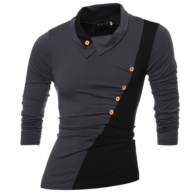 March 2015 artee shirt for Mens button collar shirts