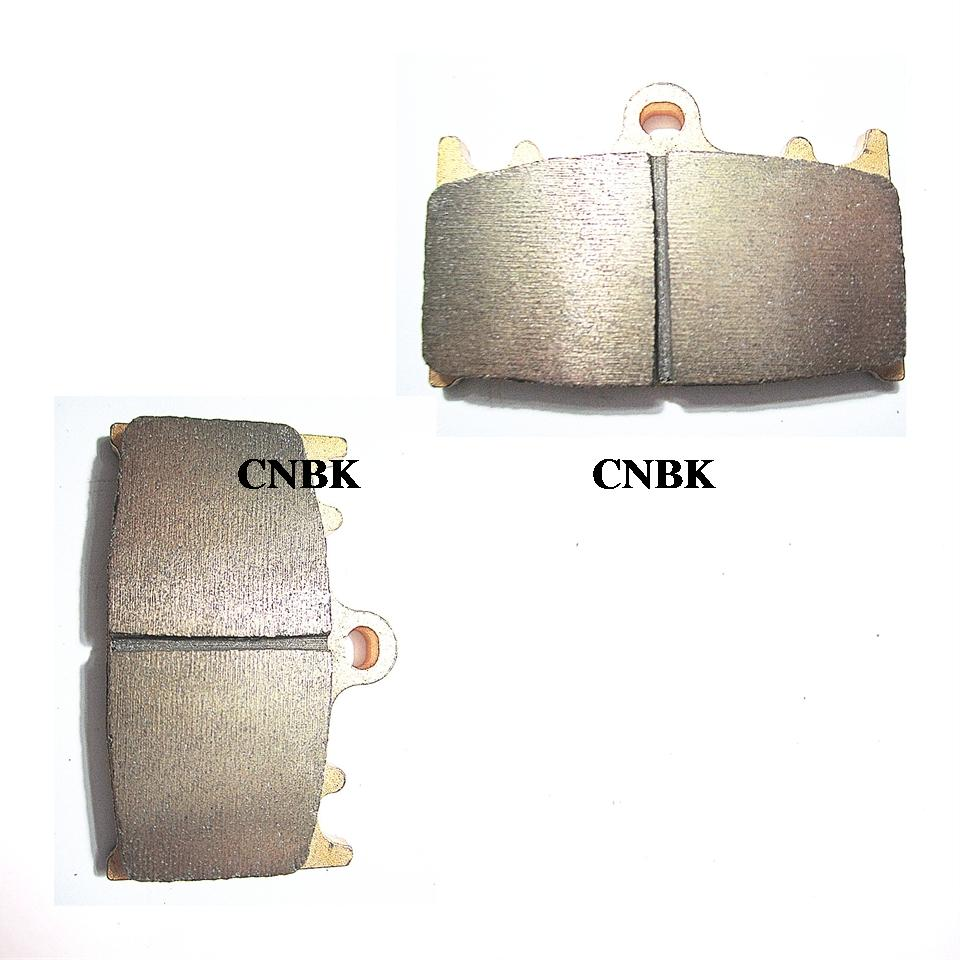 2008 2009 2010 Sinter Front Left & Right Disc Brake Pads fit SUZUKI 1250 GSF SA K7/K8/K9/L0 Bandit ABS GSF1250 2007 - 2011 CNBK(China (Mainland))