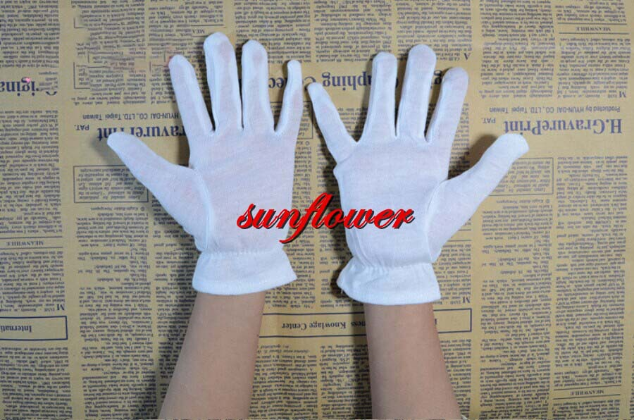 White Gloves Childrens Dance Ballet Tap Jazz First Communion Bridesmaid Bridal(China (Mainland))