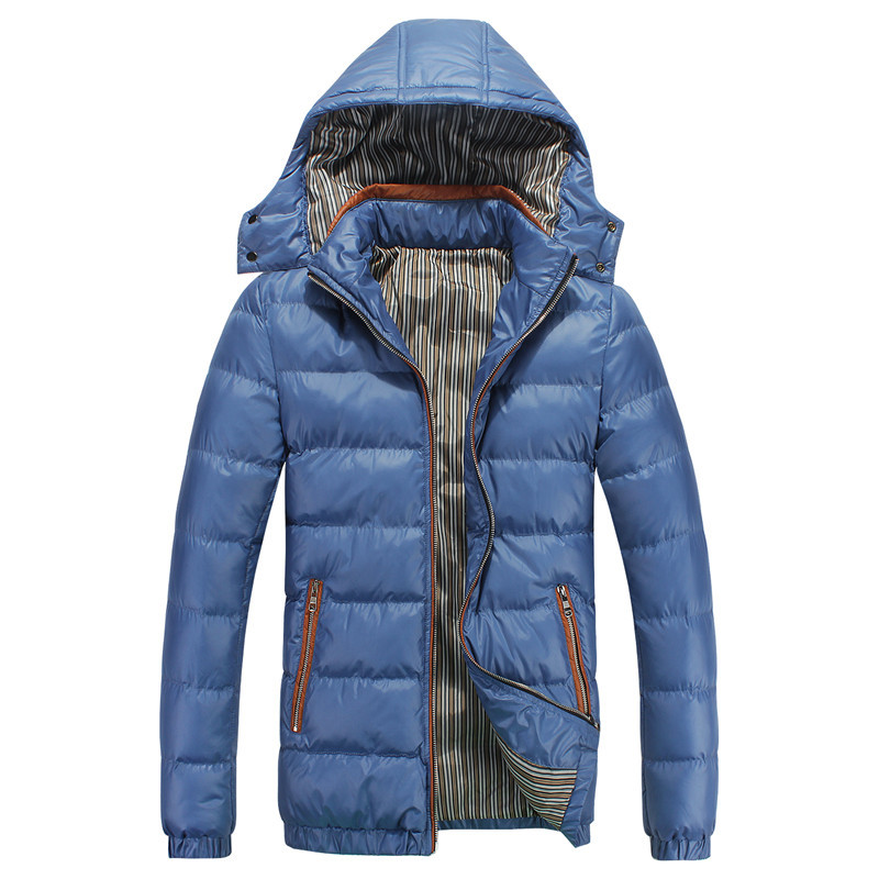 New Brand 2015 Winter Jacket Men High Qualtiy Down Nylon Men Clothes Winter Ourdoor Warm Sport