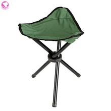 Foldable Aluminium Stool For Outdoor Camping Fishing