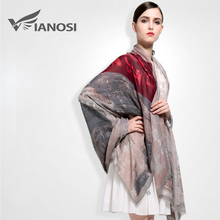 [VIANOSI] 2016 New 190*110CM Fashion Cotton Scarf Women Spain Scarf High Quality Print Brand Shawls and Scarves for Women VA030(China (Mainland))