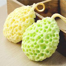 Bath Scrubber Shower Spa Sponge Body Cleaning Scrub Free Shipping Random Colors Bath Ball(China (Mainland))