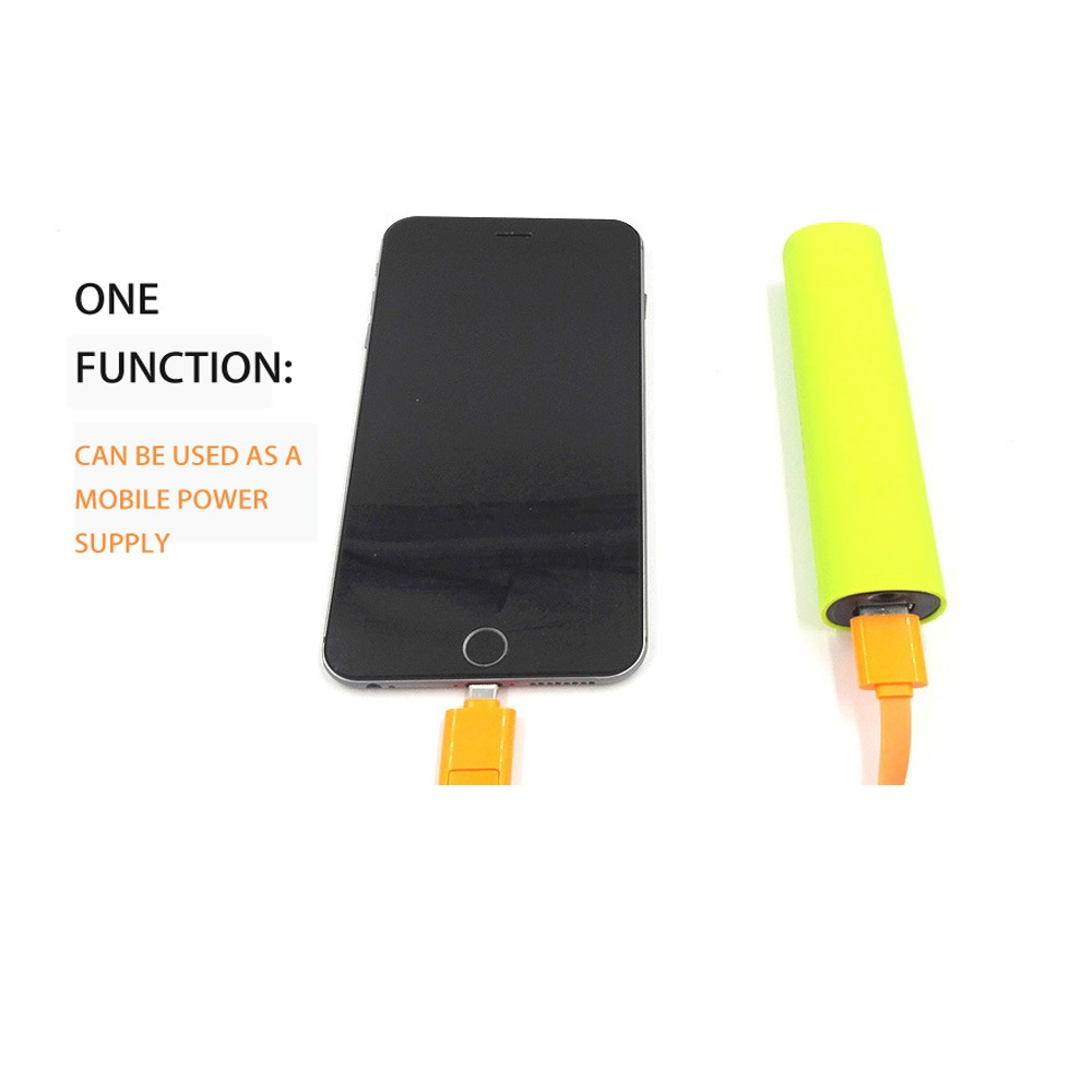 Portable Power Bank Speaker Loudspeakers  Caixa Sound, Six Color Speaker for Mobile Phone Mp3 Mp4  add 16G TF Card