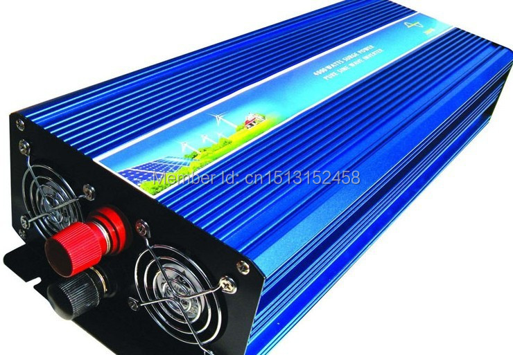 Solar System Inverter 1500w to Run Home Appliance, 24vdc to 230vac With European Sockets(China (Mainland))