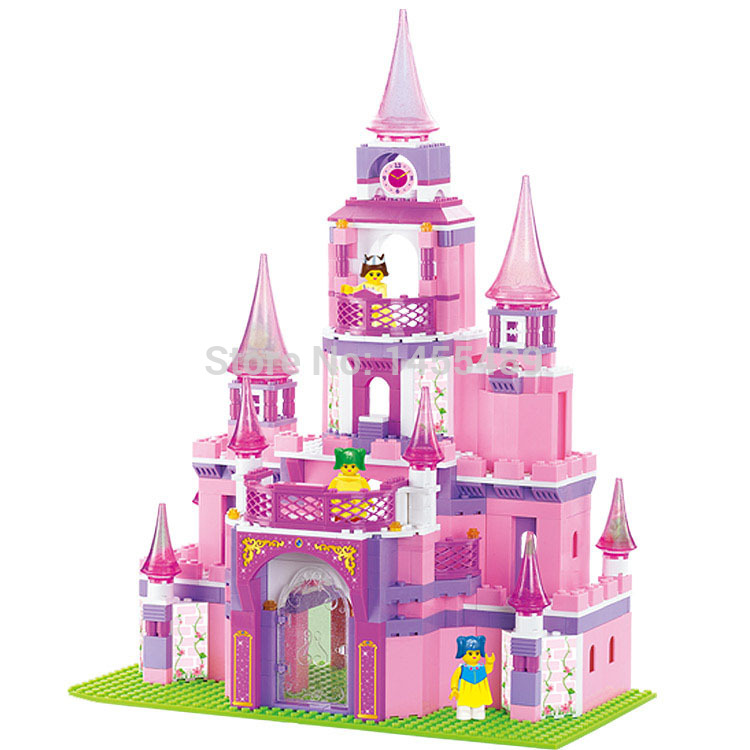 Toy Sets For Girls Block Set Girls Bricks Toy