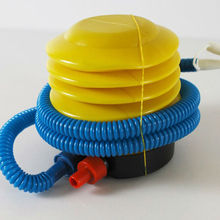 1 шт. мини-баллон насос важно надувные поплавок игрушка воздушный ручной ноги , используемого для надувных изделий