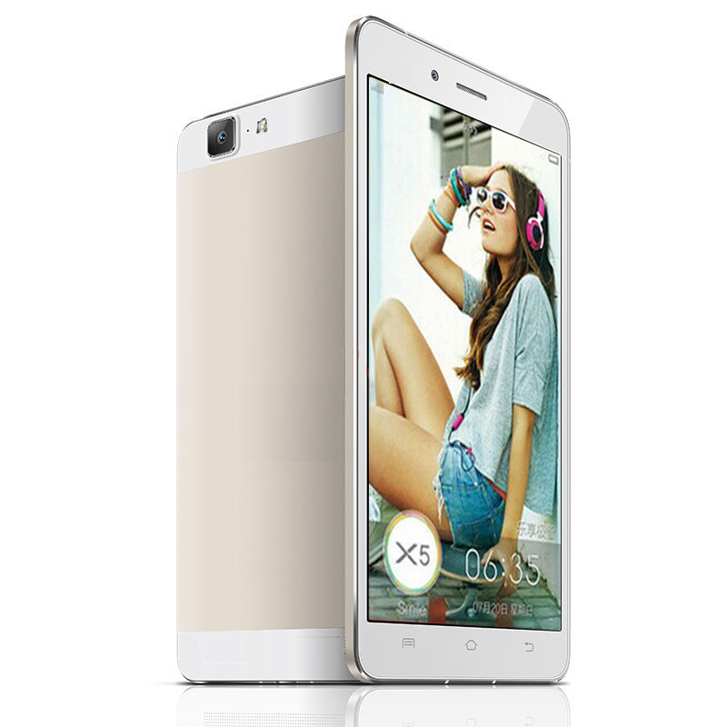 "Unlocked 5.0 Inches M-horse R5 Mobile Phone Android 4.4.2 MTK6572 Dual Core WCDMA QHD 514MB RAM 4GB ROM 5"" 5.0MP CAM Smartphone(China (Mainland))"