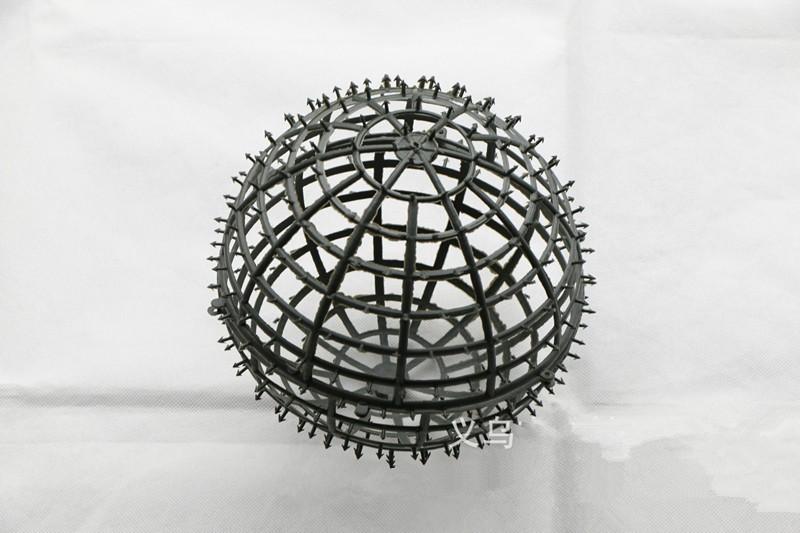 Factory Sale! Plastic Frame For Flower Ball DIY Wreath Frame for Kissing Balls(China (Mainland))