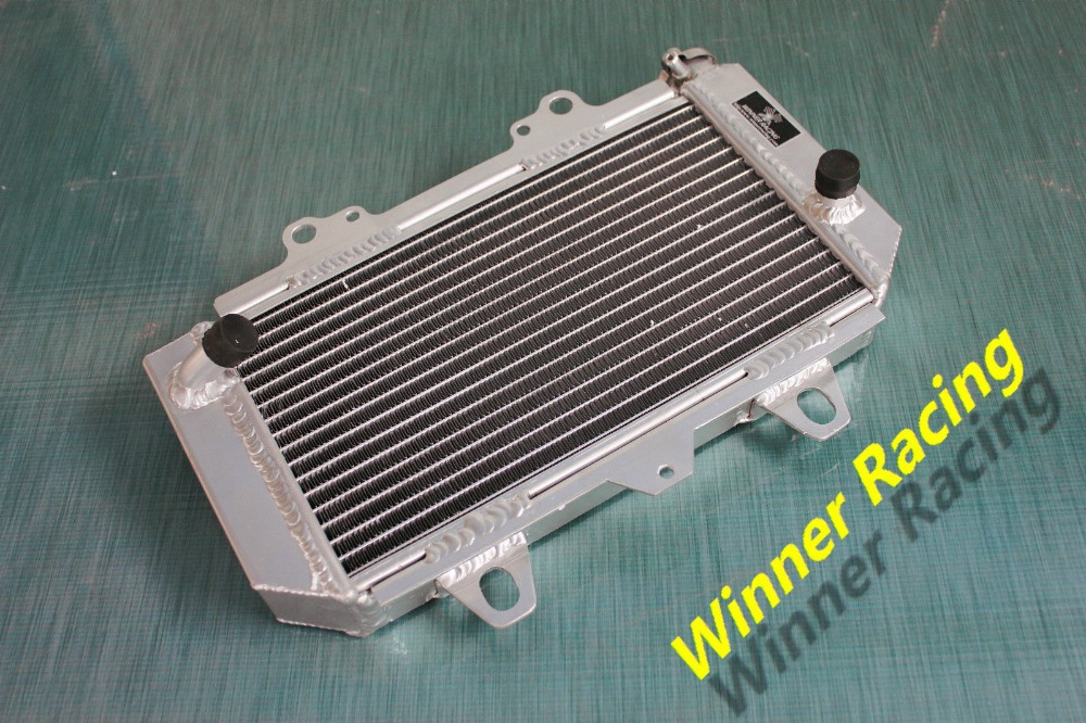 ALUMINUM ALLOY RADIATOR For YAMAHA ATV QUAD YFZ450 2004 2008 Atv parts accessories for motorcycle radiator