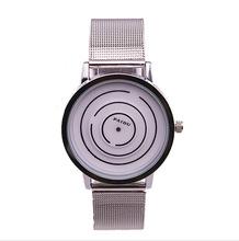2016 New Fashion man Luxury male Casual Clock Female Stylish Business Military Wrist Quartz Sport Watch clear(China (Mainland))