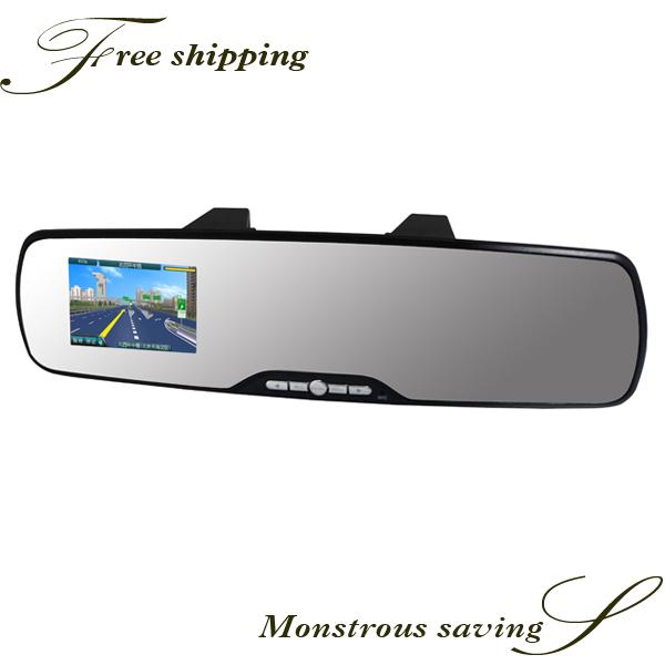 New adjustable universal car auxiliary mirror Car rearview mirror dvr rear view mirror hanging accessories(China (Mainland))