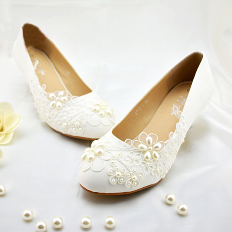 Bridesmaid Shoes Wedding Bridal Shoes Nice Flower Girl Dress Shoes