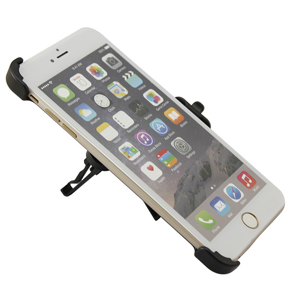 In Vehicle Air Condition Mobile Cell Phone Stand Holder Mount Kit for iPhone 6 Plus(China (Mainland))