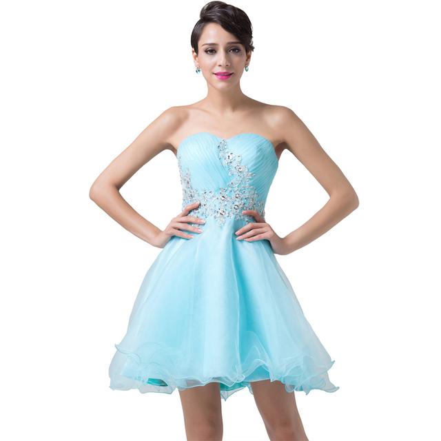 Элегантный новый колен без бретелек платья женщин ну вечеринку вечер элегантный короткие ...