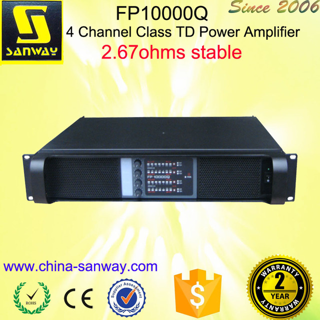 FP10000Q China Professional Switching Power Amplifier Manufacturers