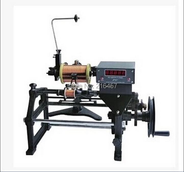 New FZ-160 Manual Automatic Hand Electronic Coils Winding Machine 220V te(China (Mainland))