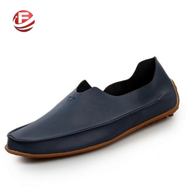 Новое мужчин отдыха - туфли-loafers черный / синий / бежевый ес 39 - 47 высокое качество ...